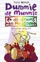 Afbeelding van het spelletje Dummie de Mummie 7 - Dummie de mummie en de drums van Massoeba