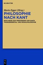 Philosophie nach Kant