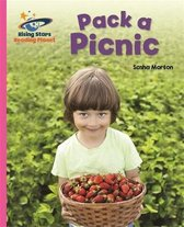 Reading Planet - Pack a Picnic - Pink A