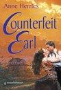 Counterfeit Earl (Mills & Boon Historical)