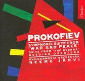 War And Peace: Symphonic Suite/...