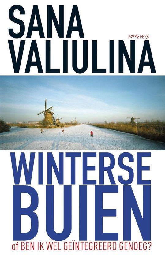 Winterse buien - Sana Valiulina  