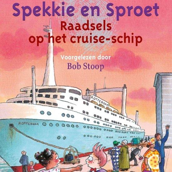 Spekkie en Sproet, raadsels op het cruiseschip - Vivian den Hollander |
