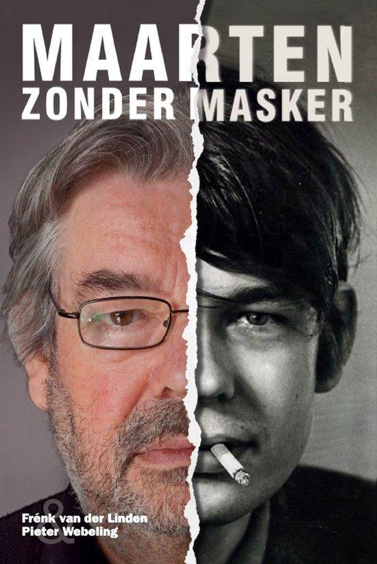 Maarten zonder masker - Frénk van der Linden | Fthsonline.com