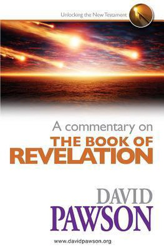 Boek cover A Commentary on the Book of Revelation van David Pawson (Paperback)