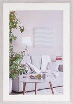 Fotolijst - Henzo - Modern - Fotomaat 50x70 - Wit
