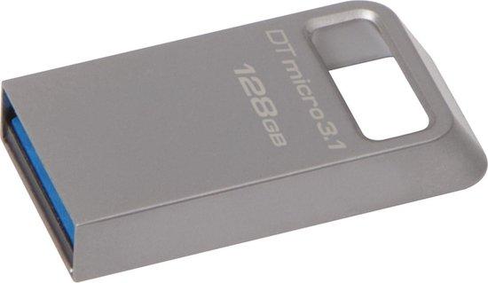 Kingston DataTraveler Micro - USB-stick - 128 GB