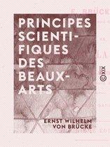 Principes scientifiques des beaux-arts