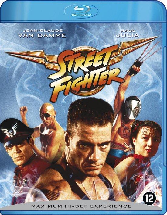 Cover van de film 'Streetfighter'