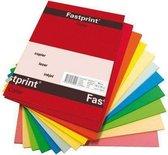 Gekleurd Papier A4 120gr FP Assorti Kleur 100vel