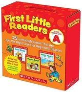 First Little Readers: Guided Reading Level A : 25 Irresistible Books That Are Just the Right Level for Beginning Readers