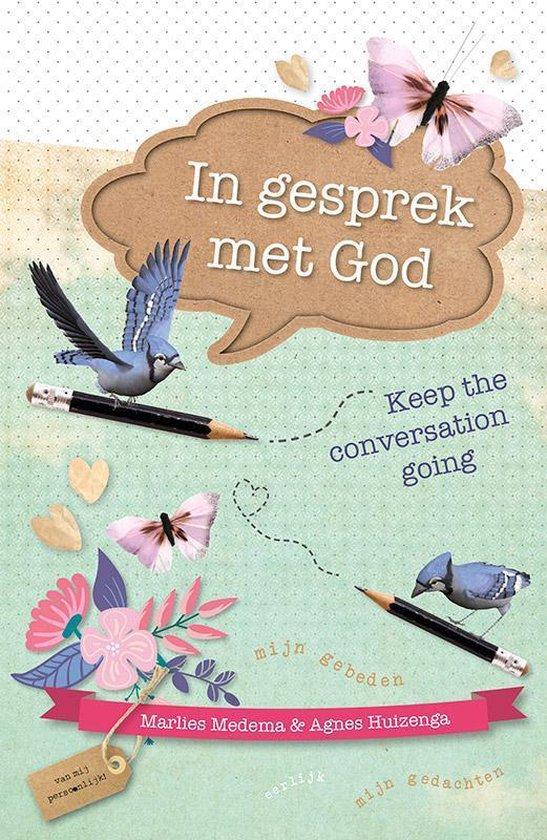 In gesprek met God - Marlies Medema |