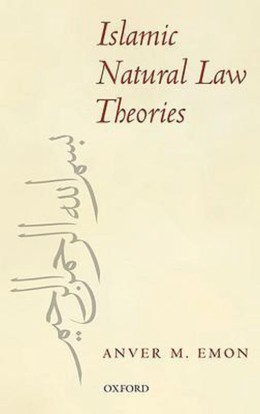 Islamic Natural Law Theories