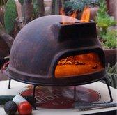 Sol-y-Yo Houtgestookte Toscaanse Stenen Pizza oven 52CM