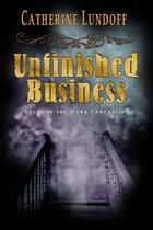 Omslag Unfinished Business: Tales of the Dark Fantastic