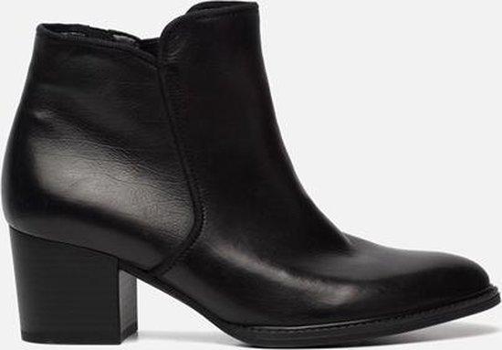 | Gabor Comfort enkellaarsjes zwart Maat 38.5