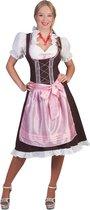 Boeren Tirol & Oktoberfest Kostuum | Tirol Patricia | Vrouw | Maat 48-50 | Bierfeest | Verkleedkleding