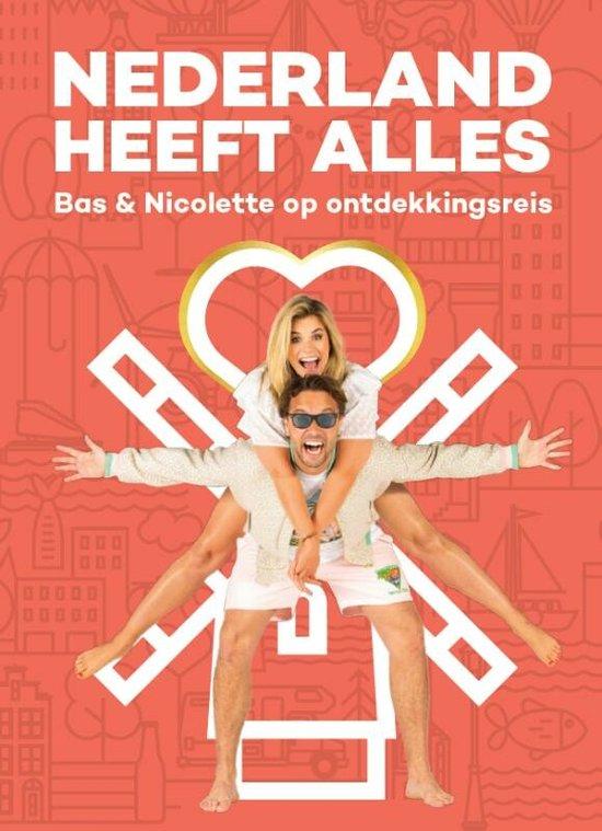 Omslag van Nederland heeft Alles 1 - Nederland heeft Alles