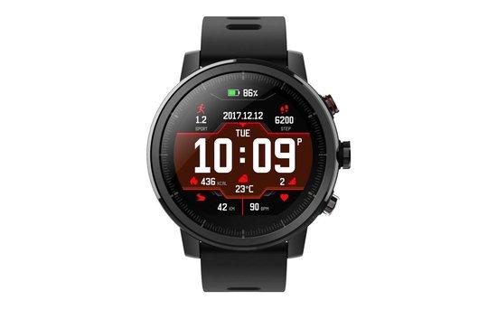 Xiaomi Huami AMAZFIT Stratos Smart Sports Watch 2 - 50m Waterdicht - GPS - Zwart