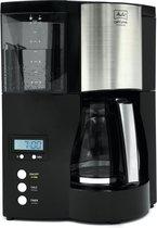 Melitta Optima Timer - Filter-koffiezetapparaat - Zwart