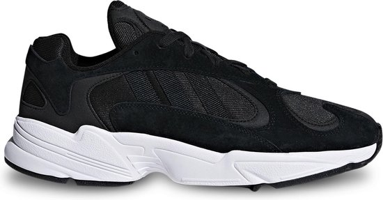 Adidas - Sportschoenen - Unisex - YUNG-1 - black,white