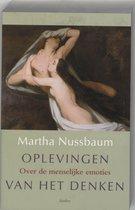 Boek cover Oplevingen van het denken van Martha Nussbaum