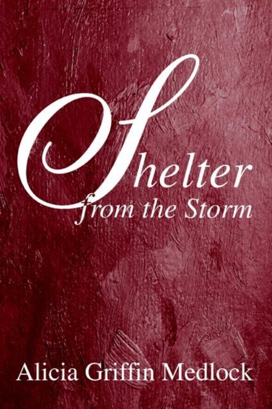 Boek cover Shelter from the Storm van Alicia Griffin Medlock (Paperback)