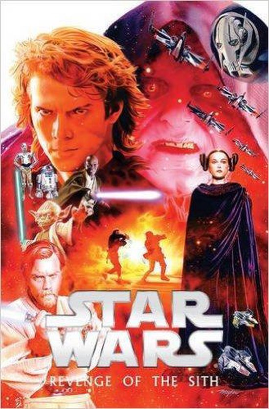 Star Wars - Revenge of the Sith. Episode III - George Lucas |