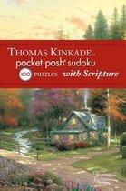 Thomas Kinkade Pocket Posh Sudoku 2 with Scripture