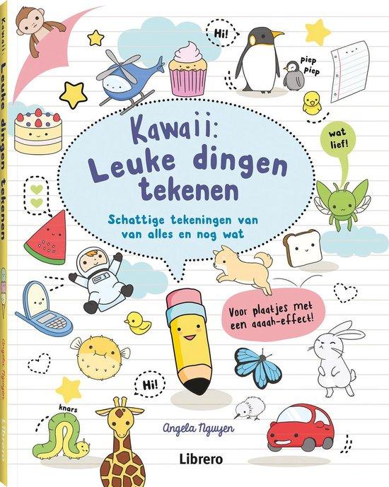 Boek cover Kawaii tekenen van Angela Nguyen (Paperback)