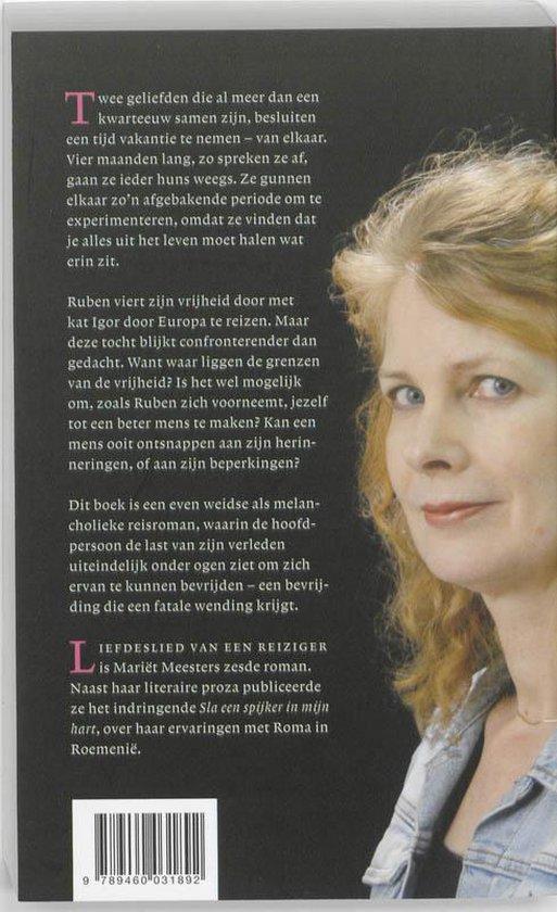 Liefdeslied Van Een Reiziger - Mariët Meester  