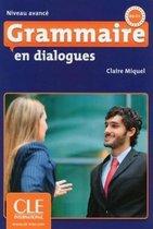 Grammaire en dialogues - Avancè livre + cd-audio + corrigés