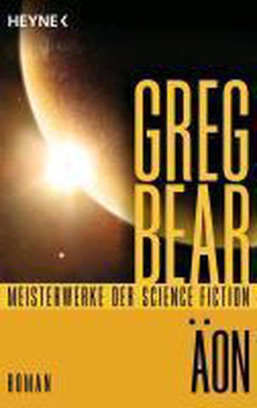 Boek cover A>on van Greg Bear (Paperback)