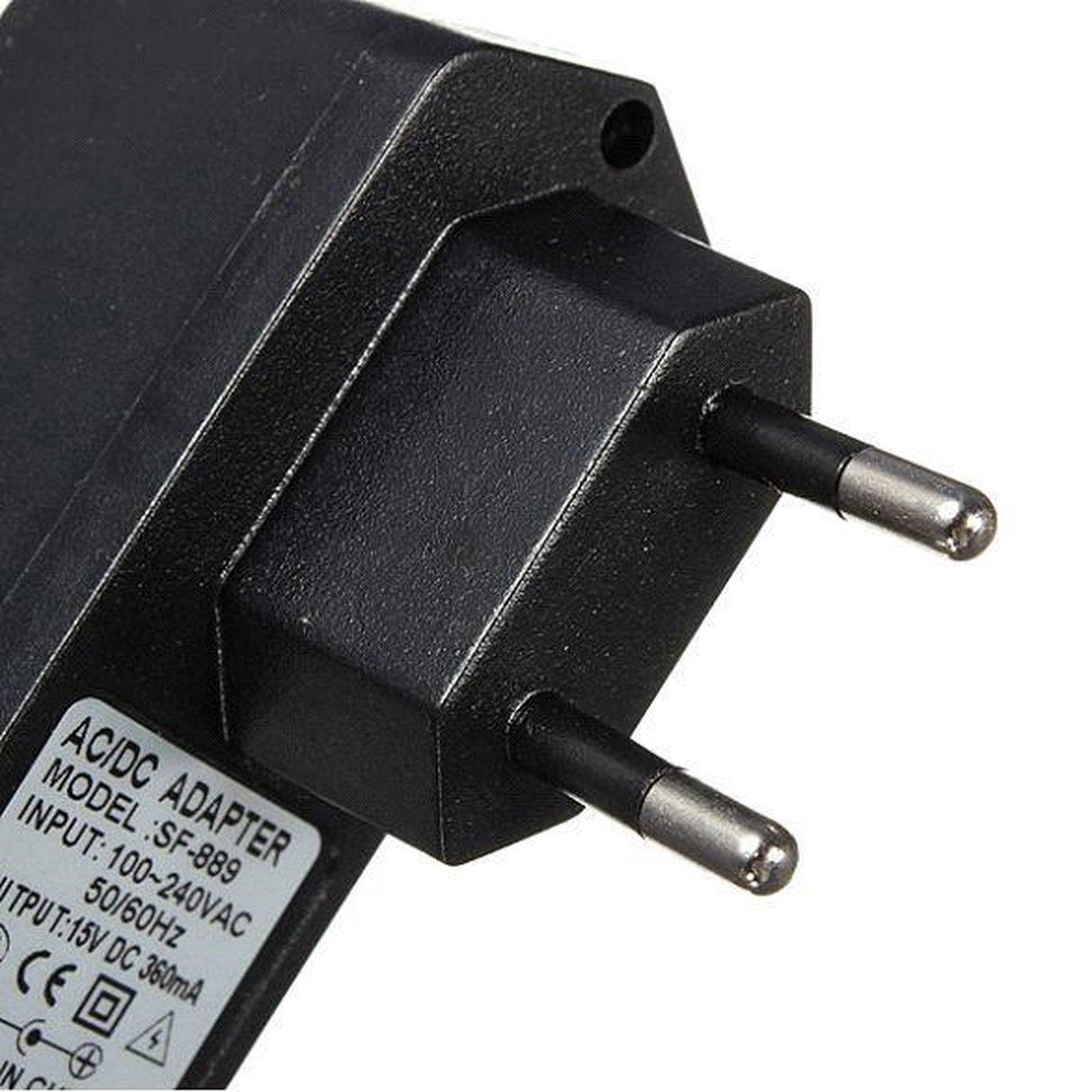 Oplader netstekker adapter voor Philips scheerapparaat