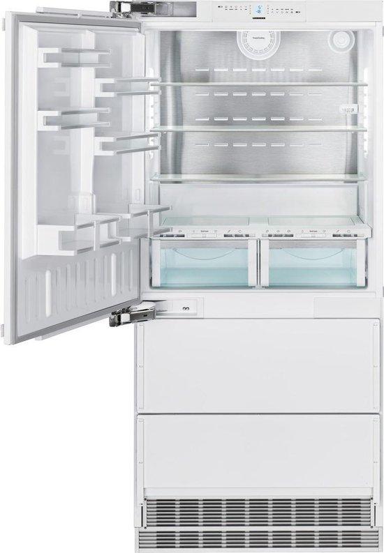 Koelkast: Liebherr ECBN 6156 Ingebouwd 471l Wit koel-vriescombinatie, van het merk Liebherr