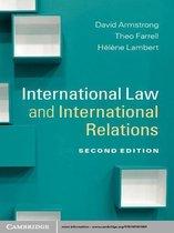 Omslag International Law and International Relations