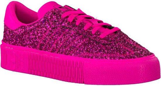 bol.com   Adidas Dames Sneakers Sambarose Wmn - Neon - Maat 38
