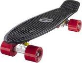 Penny Skateboard Ridge Retro Skateboard Black/Red