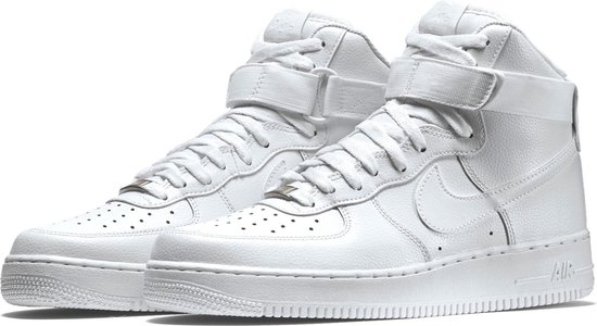 Nike Air Force 1 High '07 Sneakers - Maat 42 - Mannen - wit
