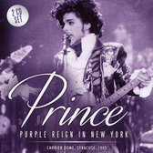 Purple Reign in New York