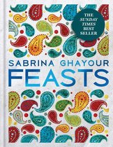 Boek cover Feasts van Sabrina Ghayour (Onbekend)