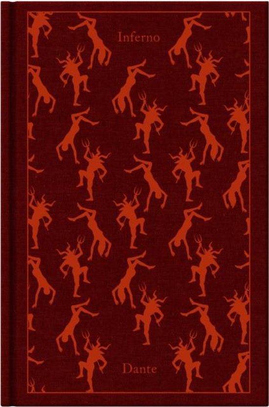 Boek cover Inferno van Dante Alighieri (Hardcover)