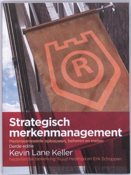 Strategisch merkenmanagement - Kevin Lane Keller |
