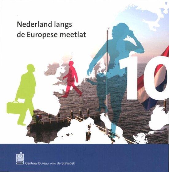 Nederland langs de Europese meetlat - none pdf epub