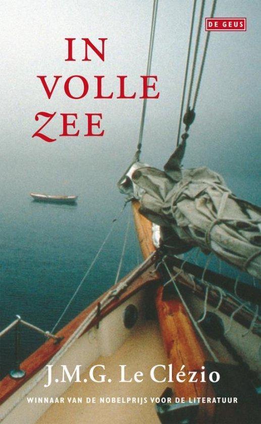 In volle zee - J.M.G. Le Clézio pdf epub
