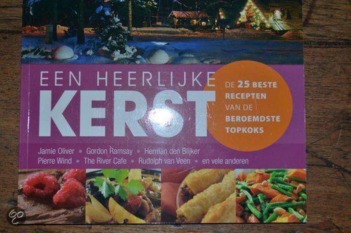 Een heerlijke kerst, kookboek