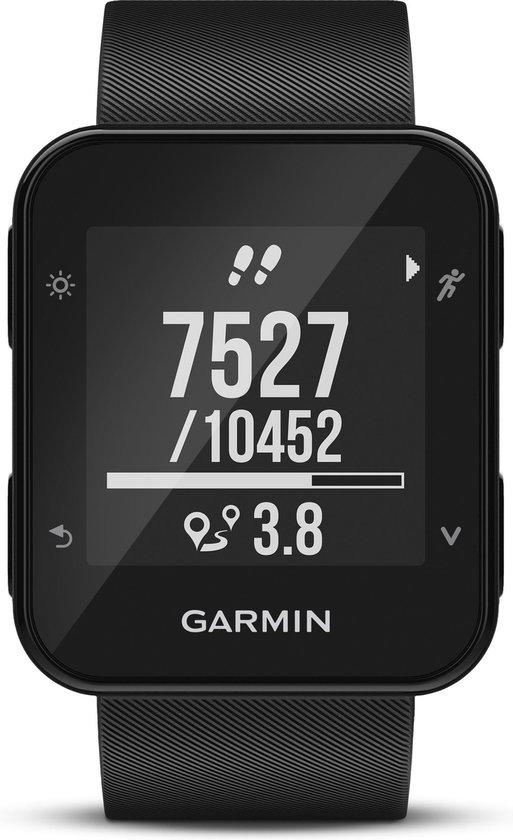 Garmin Forerunner 35 - Hardloophorloge - 35 mm - GPS - Zwart