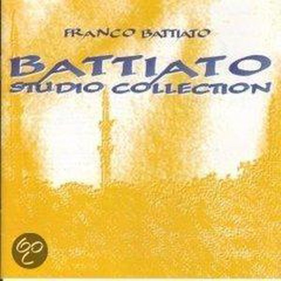 Battiato Studio Collection