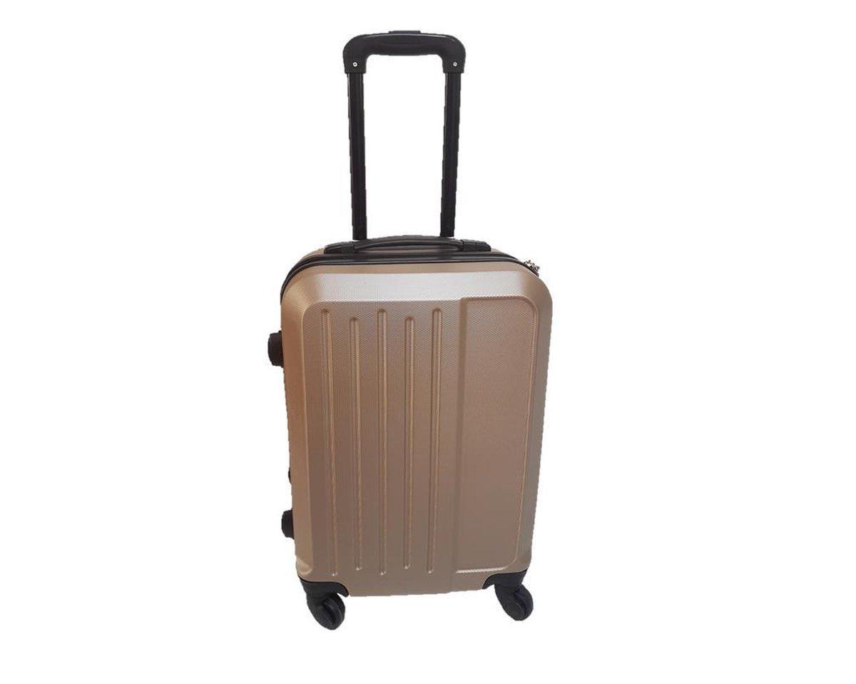 Handbagage trolley Brons NY 50cm - Royalty Rolls - royalty rolls