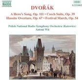 Dvorak: Czech Suite Etc.